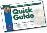 Quick Guide for Floodplain Management in Florida