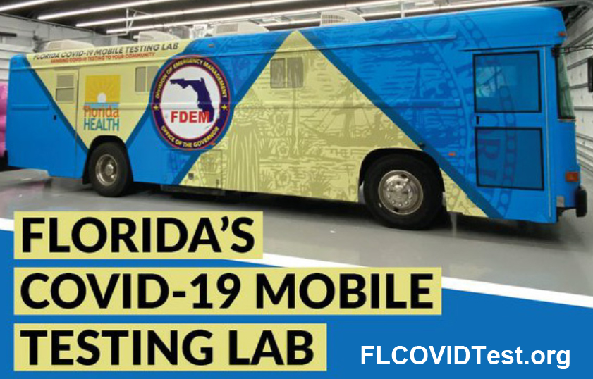 Florida Mobile Testing Lab
